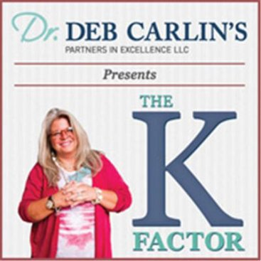 "Dr. Deb Carlin's ""K Factor"" with Chet Davis, Your Technology Tutor"